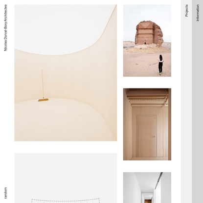 Nicolas Dorval-Bory Architectes