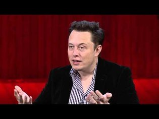 One-on-one with Elon Musk