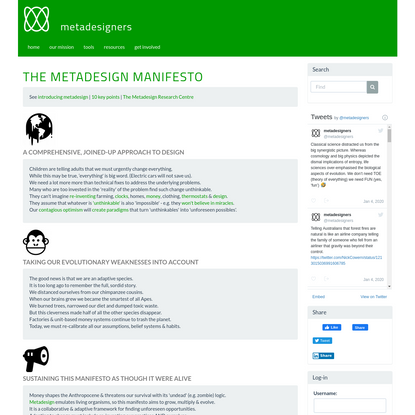 Our-Manifesto   Metadesigners Network 2020