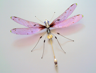 Electronic Butterfly