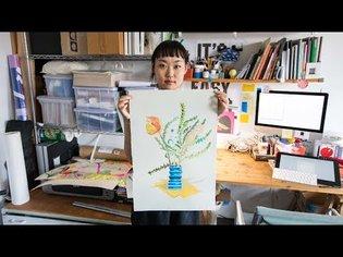 Studio Visits: Ping Zhu
