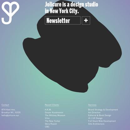 Jolicure Studio