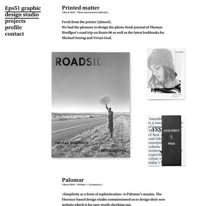 Eps51 graphic design studio