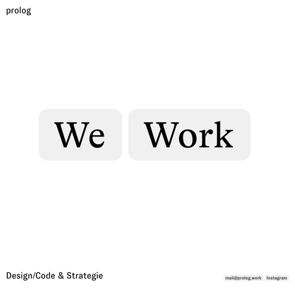 Prolog - Strategie, Design and Code