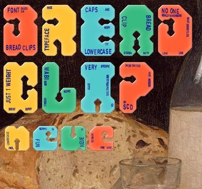 Bread Clip Neue