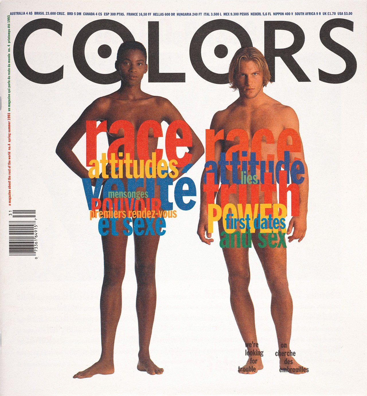 COLORS spring summer 1993