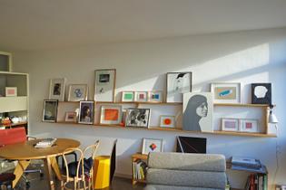 Karel Martens: New Work 212, Crescent House, London, UK