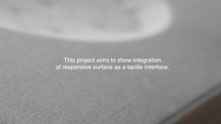 New Tangible Interfaces, TTI