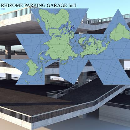 Rhizome Parking Garage Int'l