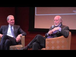 """""""How TM Affects People with ADHD:"""" Dr. Stixrud at the Rubin Museum of Art   David Lynch Foundation"""