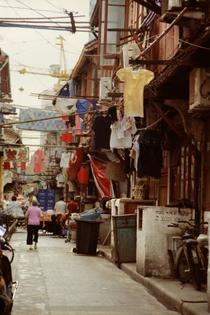 Laoximen – Street life on Jinjiafang