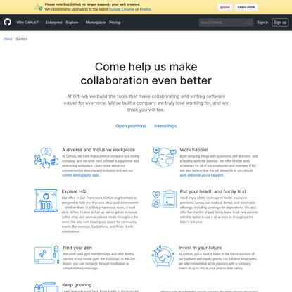 Build software better, together