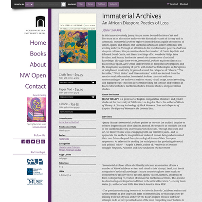 Immaterial Archives