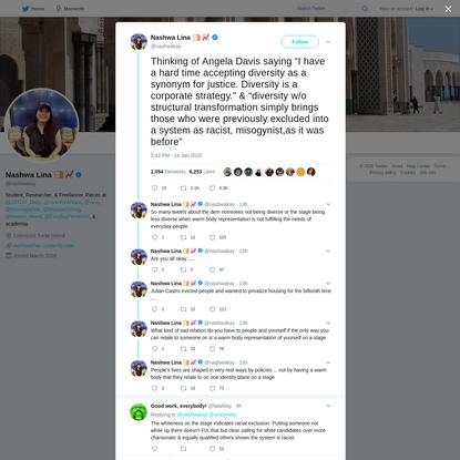 Nashwa Lina 🍞📈 on Twitter