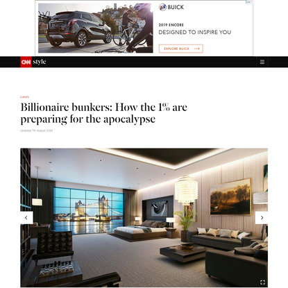 Billionaire bunkers: How the 1% are preparing for the apocalypse