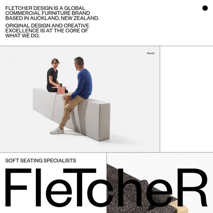 Fletcher Design   Commercial Furniture   Auckland, New Zealand