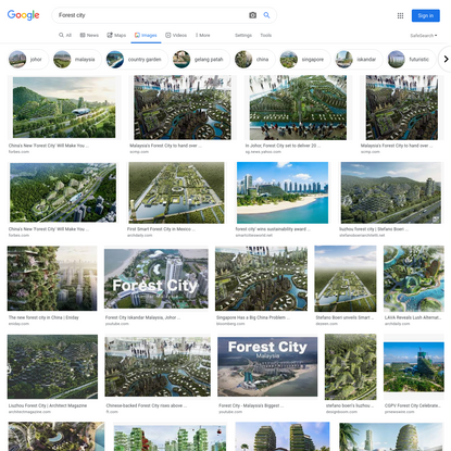 Forest city - Google Search