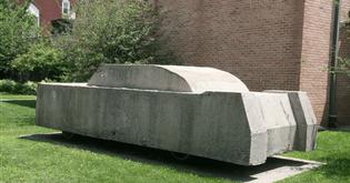Wolf Vostell, Concrete Traffic