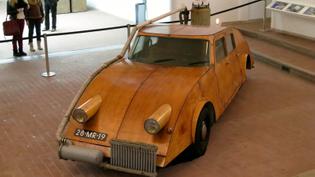 Joost Conijn, Wood Car