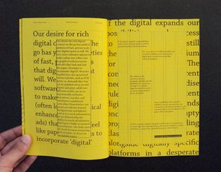 The Book as Object