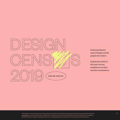 Design Census 2019