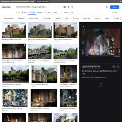 Wallfahrtskirche Maria, Königin des Friedens - Google Search