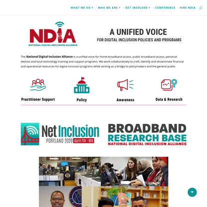 National Digital Inclusion Alliance