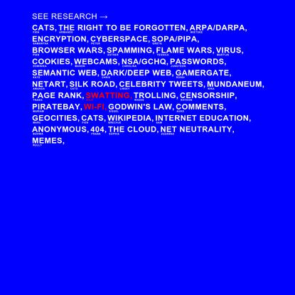 Internet Exhibition