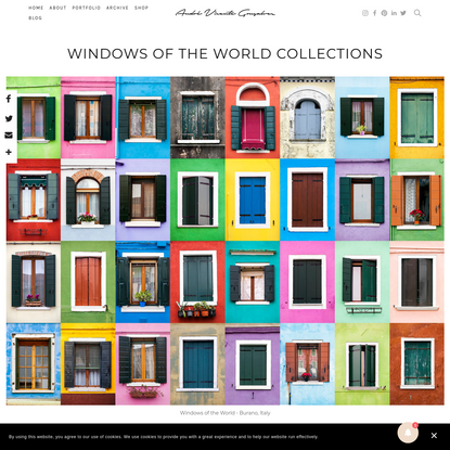 Windows of the World Collections