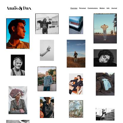 Anais & Dax   Overview
