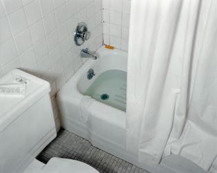 Stephen Shore  Room 115, Holiday Inn, Belle Glade, Florida, November 14, 1977