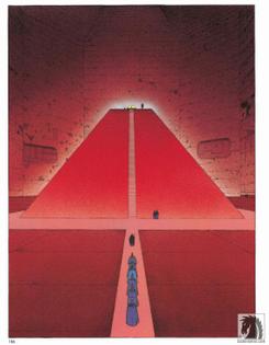 Moebius Pyramid