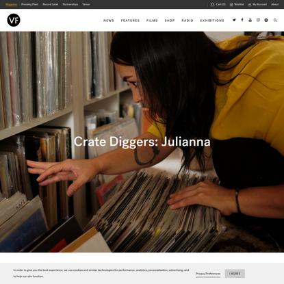 Crate Diggers: Julianna