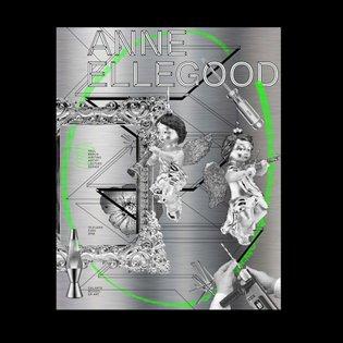 The Paul Brach Visiting Artist Lecture Series presents: Anne Ellegood! 10.31.2019 / F200 / 6pm. *Screenprinted poster design...