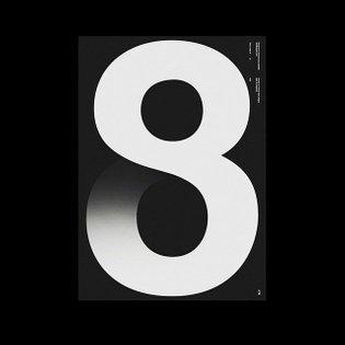 Silkscreen Helvetica® No.8 → @hello.empatia⠀ .⠀ .⠀ .⠀ .⠀ .⠀ .⠀ .⠀ .⠀ .⠀ .⠀ ⠀ #typography #graphicdesign #poster #print #prin...