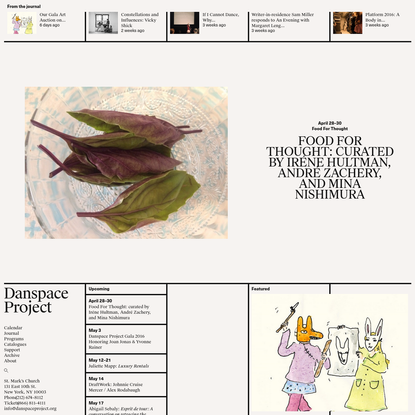 Danspace Project