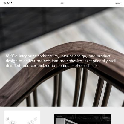 MKCA - Michael K Chen Architecture