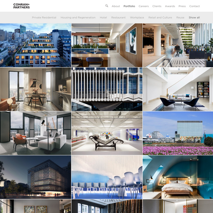 Conran and Partners | Portfolio