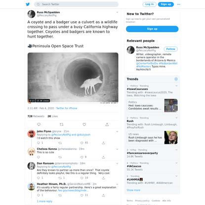 Russ McSpadden on Twitter