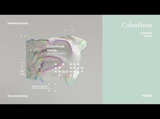 ColorForm l Cinema4D R20 l Fields l Octane