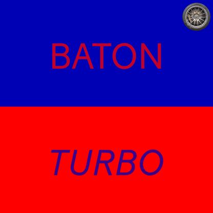 Baton Turbo by Fatype