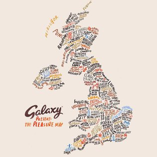 Galaxy® Chocolate discovered what people do for pleasure across the country. Explore our map and feel inspired to Choose Ple...