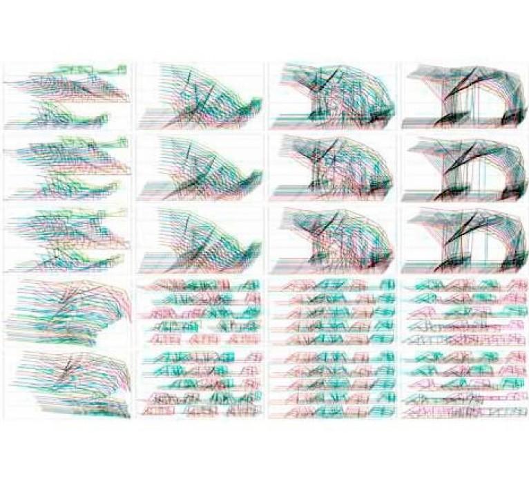 Dunescape CDs by SHoP