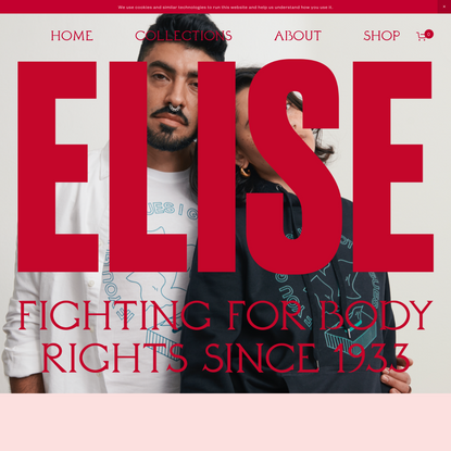 ELISE - Fighting for Body Rights since 1933