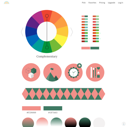 Color Picker - A handy design tool from Color Supply