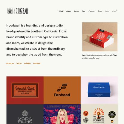Hoodzpah Branding and Design Agency 2