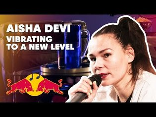 AÏsha Devi Talks Frequencies, Transcendence and Performance | Red Bull Music Academy