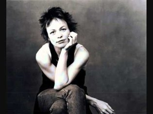 Bright Red - Laurie Anderson (1994)