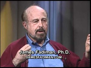 Present! - (part two) Seeking the Divine Within with James Fadiman, Ph.D.