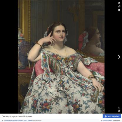 Madame Moitessier